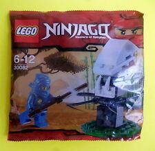 Lego Ninjago 30082 Bleu Jay Formation Post Polybag Neuf Emballage D'origine