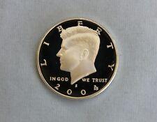 2004-S Kennedy Silver Proof Half Dollar Gem Cameo!!