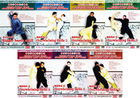 8DVDs Chen er'hu -Chen Style Taiji Sparring & Capture Overwhelming Skills Series