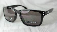 OAKLEY OO 9244-30 HOLBROOK Polished Black - Prizm Grey NEU