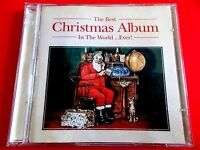 THE BEST CHRISTMAS ALBUM IN THE WORLD..EVER  2 x CD - *VG/EX* SLADE WIZZARD