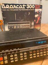 Vintage Bearcat 300 Scanner with Original Box
