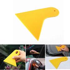 1X Bubble Plastic Scraper Tool Car Carbon Fiber Vinyl Sticker Film Applicator CN