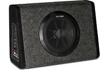 "Kicker 11PT10CA Thin Truck 100W Powered10"" Subwoofer Enclosure Sub Box PT10CA"