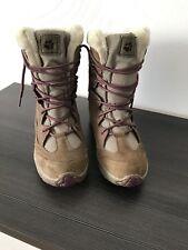 Jack wolfskin Damen Outdoor Stiefel Schuhe Icy Park Texapore Women Gr 37