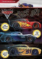 DISNEY CARS 3 Race On! Activity Book