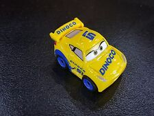 DISNEY PIXAR CARS DIE CAST MINI RACERS DINOCO CRUZ RAMIREZ #11 2018 FREE SHIP