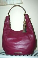 Jack French London Pink Leather Grab Bag Ladies Shoulder Bag RRP £230