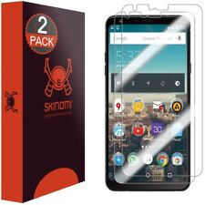 Skinomi (2-Pack) Clear Screen Protectors For LG Stylo 4