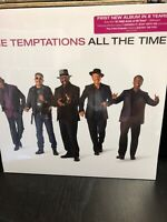 TEMPTATIONS-ALL THE TIME VINYL LP NEW Sealed Motown Soul