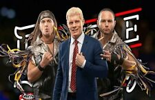 AEW Cody Rhodes & The Young Bucks Poster! LAST ONE!!!