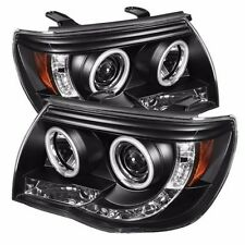 Spyder Auto PROJECTOR HEADLIGHT BLACK PRO-YD-TT05-CCFL-BK