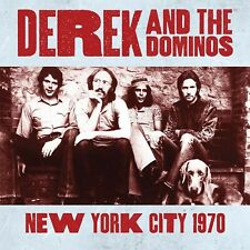 DEREK AND THE DOMINOS  New York City 1970 ( Album 2020 Digipak ) 2 CD NEU & OVP