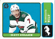 Matt Cullen #413 - 2018-19 O-Pee-Chee - Base Retro