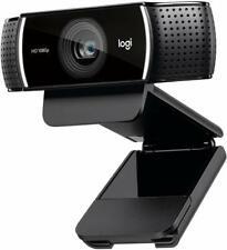 Logitech C922 Pro Stream Webcam - Black - Free Shipping