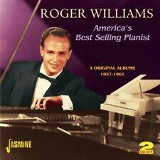 Roger Williams - America's Best Selling [New CD] UK - Import