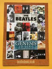 The Beatles Genesis Publications Promo Leaflet Ringo Starr Photograph