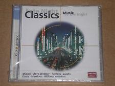LATE NIGHT CLASSICS (DEBUSSY, MOZART, VIVALDI) - CD SIGILLATO (SEALED)