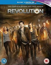 Revolution Complete Series 2 Blu Ray All Episode Second Season Original UK NEW