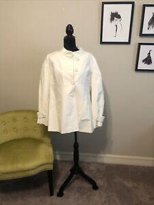 Talbots jacket size 12
