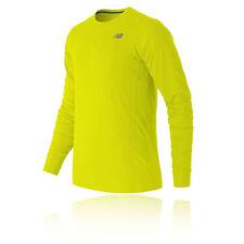 Abbiglimento sportivo da uomo gialla a manica lunga taglia XXL