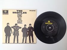 THE BEATLES: Long Tall Sally EP - 1978 Reissue - Import - Vinyl 45 - NM