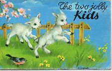 THE TWO JOLLY KIDS POP-UP PAPERBACK SERIES BW/P5 PUBLISHED 1973 BY BROWN WATSON