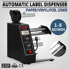 NEW Auto Label Dispenser Device Automatic Stripper Separating Machine AL-1150D