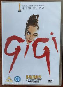 Gigi DVD 1958 Vincent Minnelli MGM Hollywood Musical Classic w/ Lesie Caron BNIB