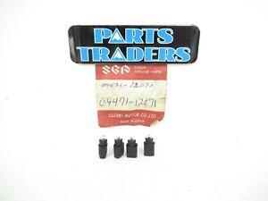 NOS Genuine Suzuki Tachometer Light Bulb Set Of 4 GS1100 GS1000 GS850 GS750