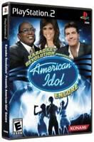 Karaoke Revolution Presents: American Idol Encore - PlayStation 2 - VERY GOOD