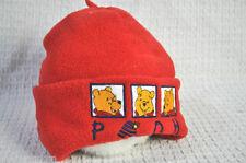 Cappelli e berretti rosso per bimbi