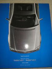 Mercedes-Benz 500SEC 600SEC Juergen Lewandowski, limitiert