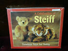 A Celebration of Steiff - Timeless Toys for Today Book - New
