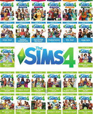 The Sims 4 + ALL Expansions and game packs | 33+ DLC | Windows