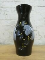 SYMPATHISCHE VASE BLUMENVASE GLASVASE GLAS MID CENTURY 50ER 60ER JAHRE VINTAGE