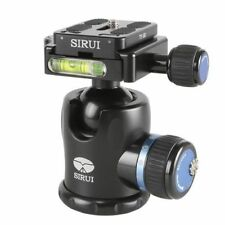 Sirui K-10x Ball Head with Arca type Quick Release Plate
