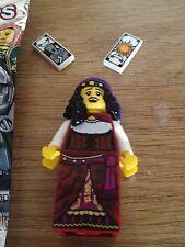 Lego Serie 9 Wahrsagerin. neuwertig