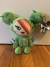 Tokidoki Cactus Friends Sandy Plush 10� w/ Tag Designed by Simone Legno