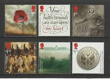 GB 2016 1er Guerre Mondiale 1916 MNH Timbres
