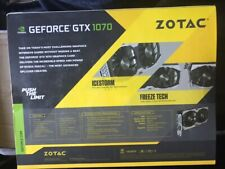 T001471 Zotac Geforce Gtx1070 Mini 8gb 256bit Gddr5 Graphics Card