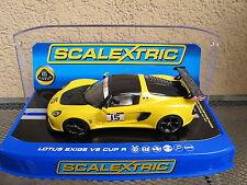 Scalextric  Lotus Exige V6  Cup R Orange   #15   C3509  NEU 2014