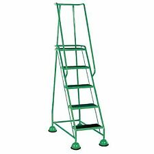 VFM Green 5 Tread Step 385144