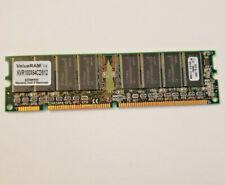 Kingston Technology 512MB 100MHz non-ECC Unbuffered CL2 SDRAM KVR100X64C2/512