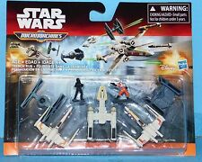 7 pc Star Wars The Force Awakens Micro Machines E4 TRENCH RUN