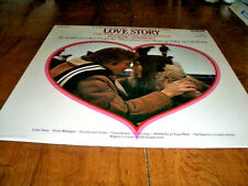 "ORMANDY & PHILADELPHIA ORCH.-""LOVE STORY"" LP - RCA RED SEAL LSC-3210 - 1971-USED"
