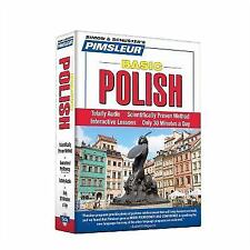 Basic Polish : Learn to Speak and Understand Polish with Pimsleur Language...