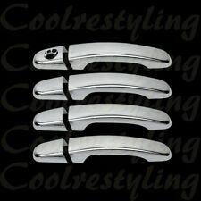 FOR 2010 11 12 13 14 15 Chevy Equinox  CHROME 4 DOOR HANDLE COVERS
