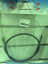 "Redline 46-353 Accelerator Cable 45"" (1143mm) inner & 33"" (838mm) Outer"