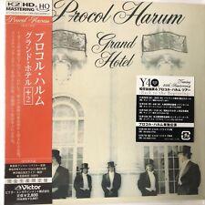 Grand Hotel by Procol Harum (K2 HD CD. jp mini LP),2012, VICP-75097 Japan